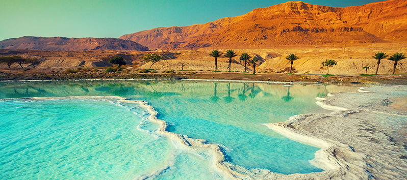 best cycling routes in the world, From Dead Sea to Red Sea (Jordan)
