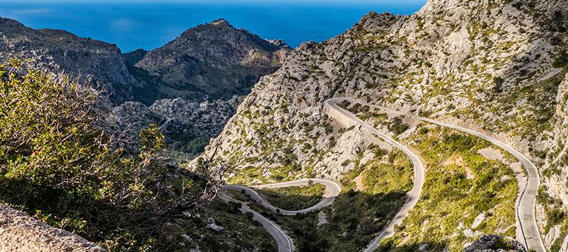 hacer ciclismo en Mallorca