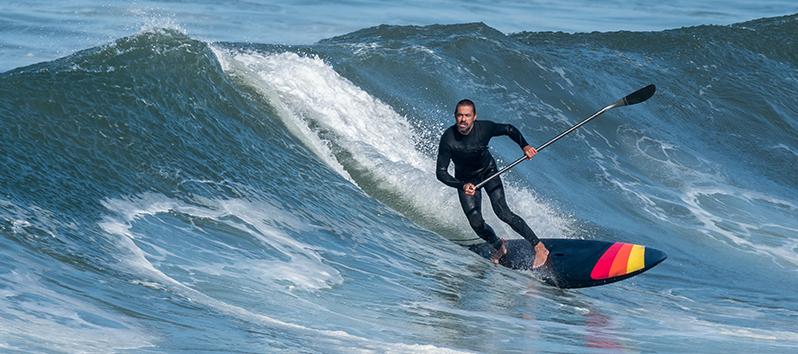 paddle surf, deportes acuáticos en Mallorca