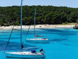 deportes acuáticos en Mallorca