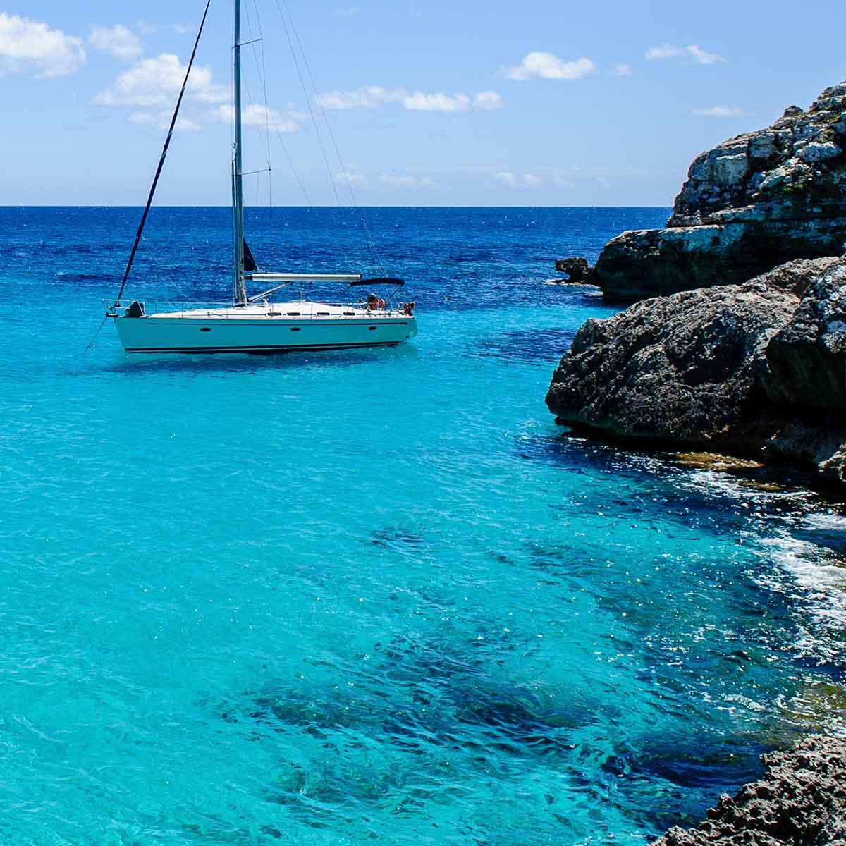 Mallorca Karte Strande.Diese 5 Einsamen Strande Mallorcas Sollten Sie Kennen