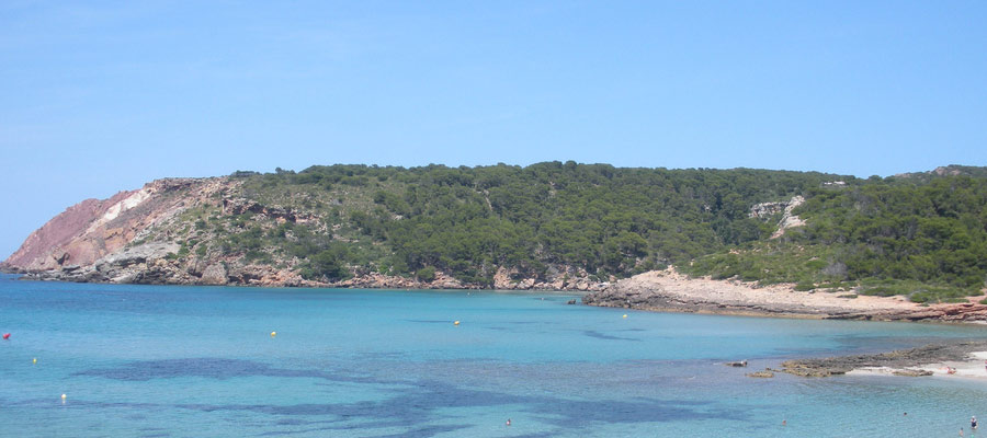 best beaches in Menorca_Cala es Talaier