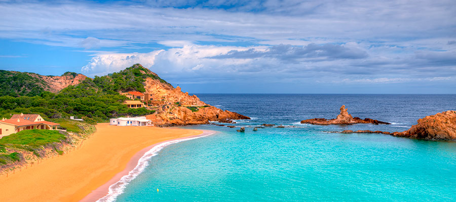best beaches in Menorca_Cala Macarella