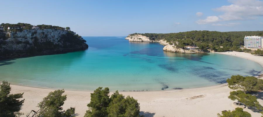 best beaches in Menorca_Cala Pilar