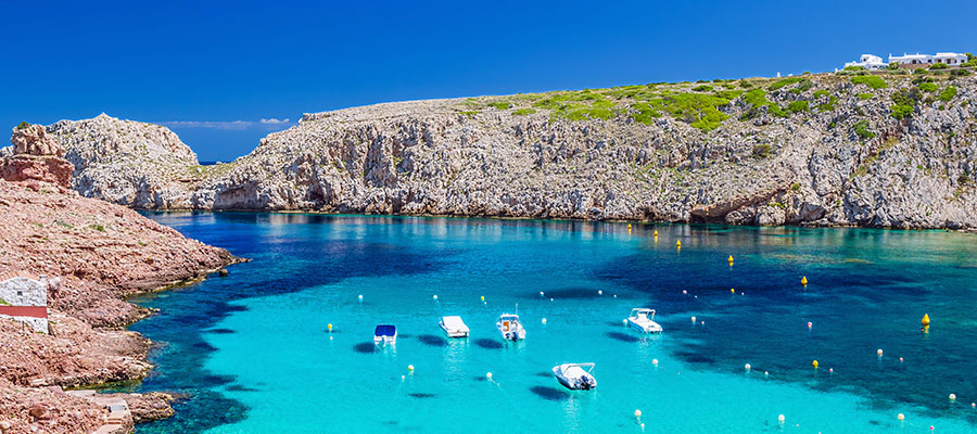best beaches in Menorca_Cala en Turqueta