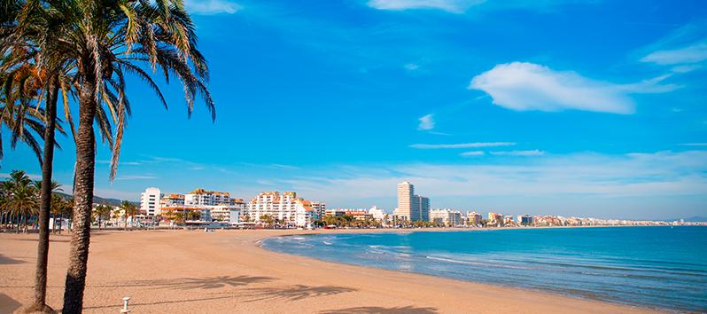 best beaches to visit with kids, Playa Norte de Peñiscola (Castellón)