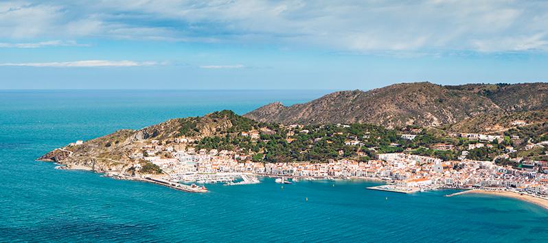 best beaches to visit with kids, Port de la Selva (Girona)