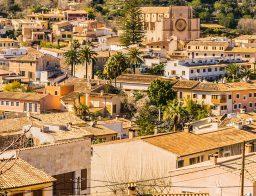 pueblos del interior de Mallorca