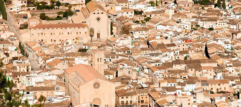 Pollença, pueblos del interior de Mallorca