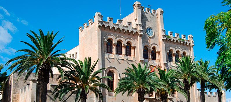 spots in Menorca, Ciutadella