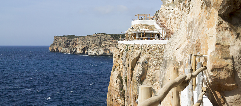 spots in Menorca, Xoroi Cave