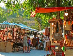 Flea markets of the Balearic Islands