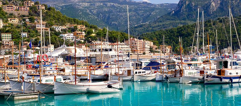 Sóller, pueblos del interior de Mallorca