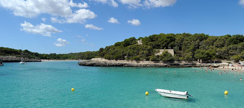schönsten buchten auf Mallorca, cala mondragó