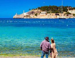 Pläne für Paare auf den Balearischen Inseln