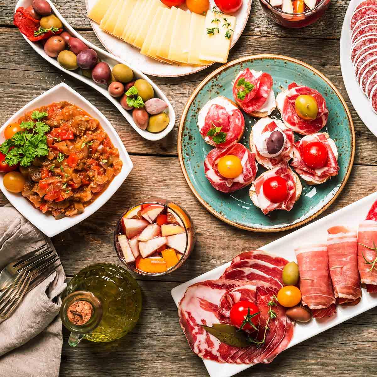 recetas tipicas de la dieta mediterranea