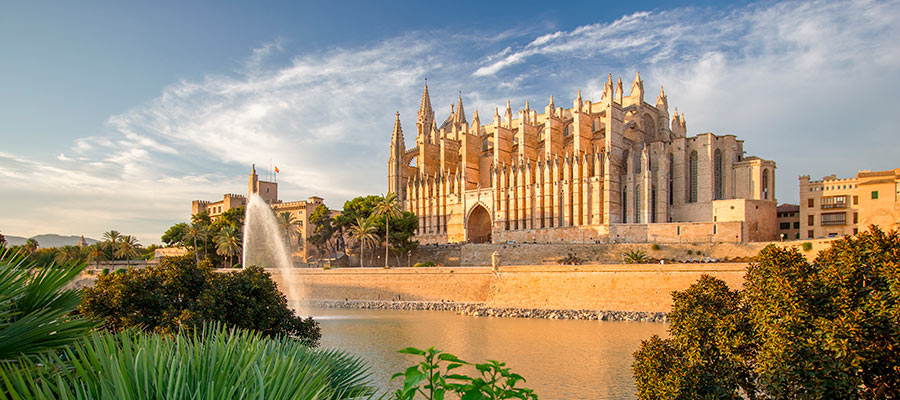 Curiosidades sobre Mallorca, Catedral de Mallorca
