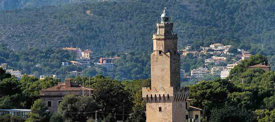 Curiosidades sobre Mallorca, El faro de Portopi