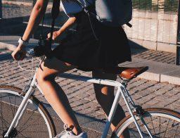 consejos viajar en bicicleta