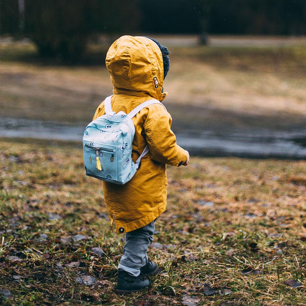 viajar con niños, invierno