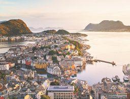 europäischen Reiseziele für 2018