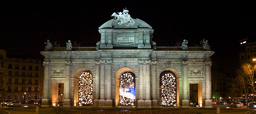 destinations to travel during christmas, Madrid