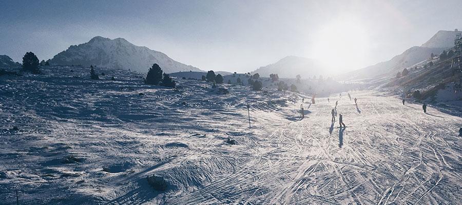 destinations to travel during christmas, Andorra