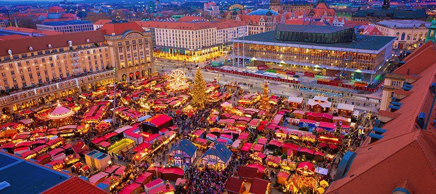 destinations to travel during christmas, Cologne