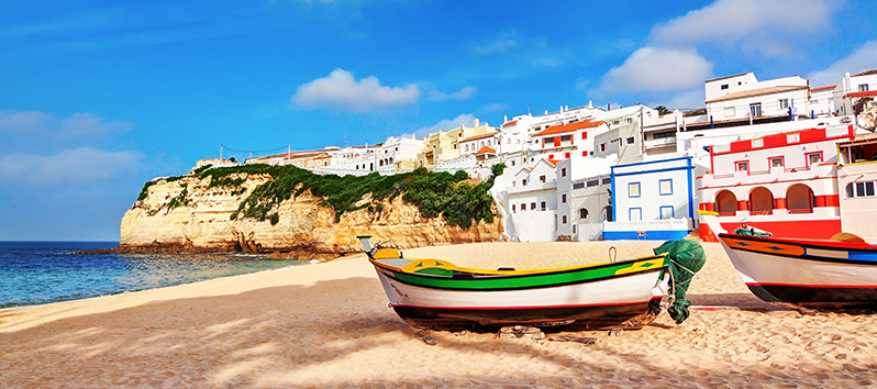 destinos para puentes de 3 días, Algarve (Portugal)