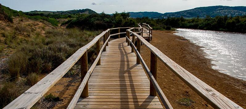 mejores lugares para unas vacaciones deportivas, Cami de Cavalls (Menorca)