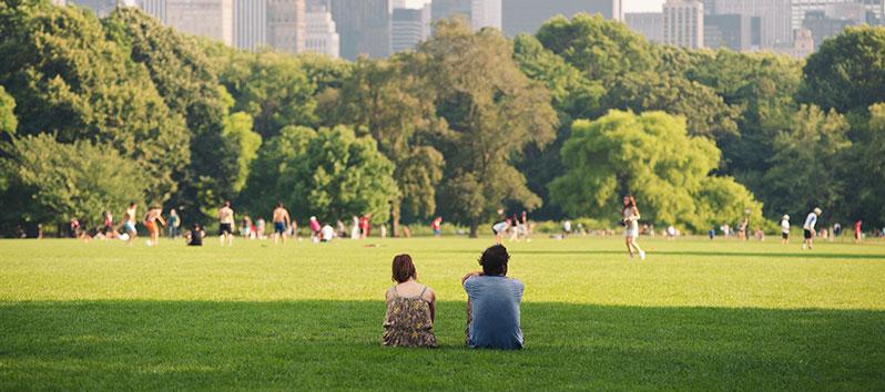 mejores lugares para unas vacaciones deportivas, Central Park, Nueva York