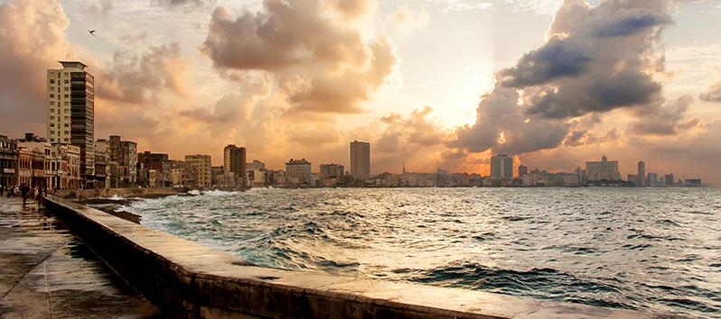 mejores lugares para unas vacaciones deportivas, Cuba