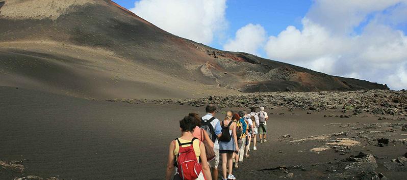 Qué es el turismo activo, Lanzarote