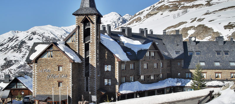 Hotel La Pleta (Baqueira-Beret)