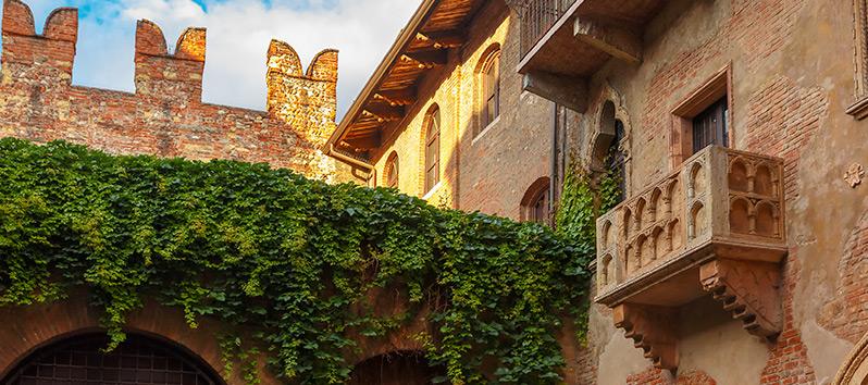 travel on Valentine's Day, Verona (Italy)
