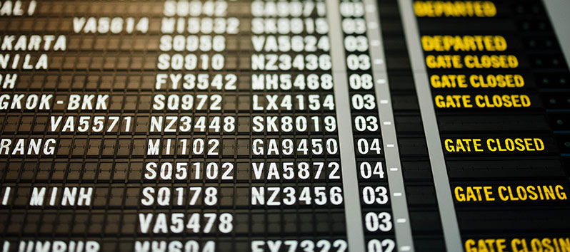 Qué hacer si pierdes un vuelo
