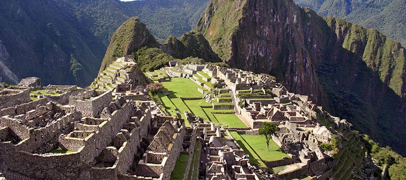 mejores lugares para unas vacaciones deportivas, Machu Pichu (Peru)