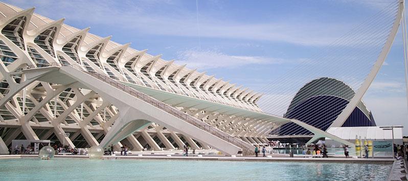 mejores lugares para unas vacaciones deportivas, Valencia
