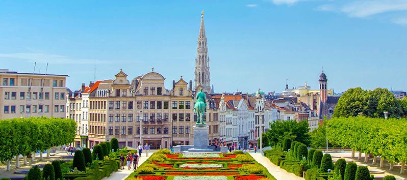 destinos para puentes de 3 días, Bruselas (Bélgica)