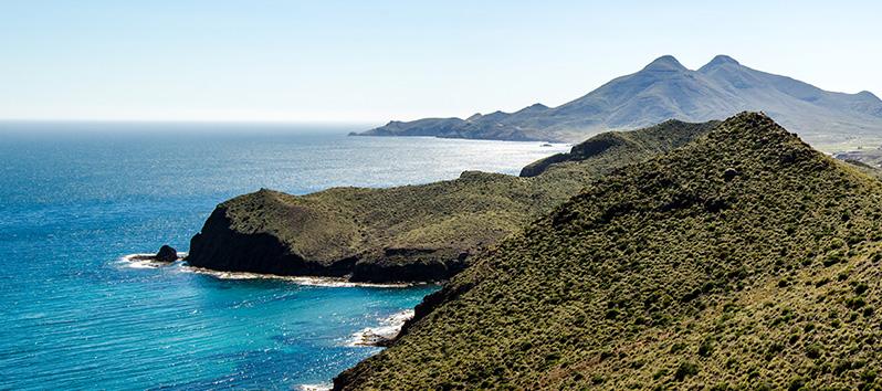 destinos para puentes de 3 días, Cabo de Gata (Almería)
