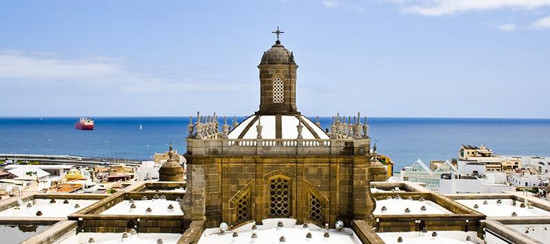 destinos para puentes de 3 días, Las Palmas de Gran Canaria (Islas Canarias)