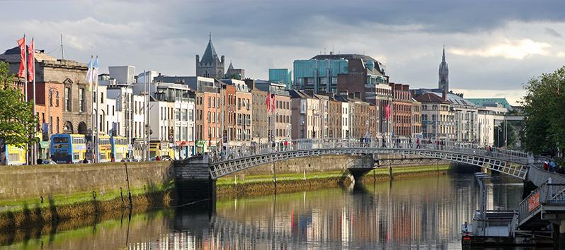 destinos para puentes de 3 días, Dublín (Irlanda)
