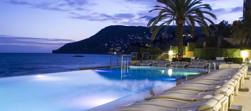 Sol y Mar Gran Hotel & Beach Club (Calpe, Alicante)