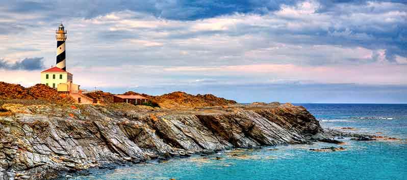 hacer fotos en Baleares, Faro de Favàritx