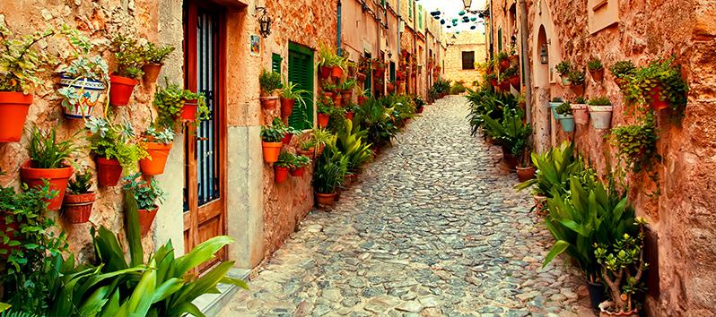 hacer fotos en Baleares, Valldemossa