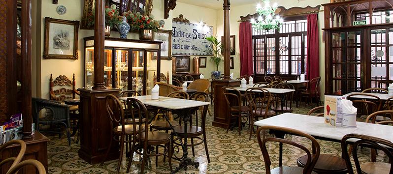 las mejores cafeterías de Mallorca, Can Joan de S´Aigo