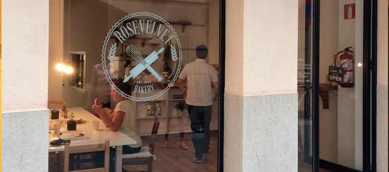 las mejores cafeterías de Mallorca, Rosevelvet