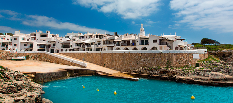 pueblos más bonitos de Menorca, Binibeca Vell