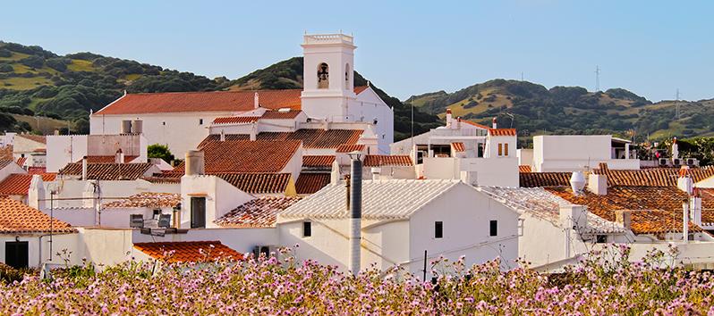pueblos más bonitos de Menorca, Mercadal