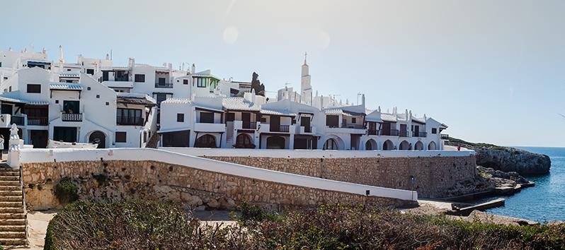 Pueblos pesqueros de España, Binibeca (Menorca)